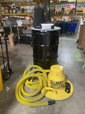 Dustless Technologies H0901 Drum Top Vacuum Head 55 Gal 114 Cfm With Drum