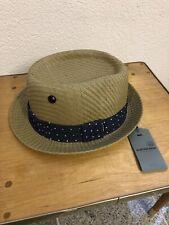 Neu G-Star Hut Strohhut Hat Gr S Mütze Baron Ralph Panama