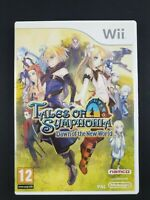 Tales of Symphonia: Dawn of the New World Nintendo Wii PAL Free Tracked Postage