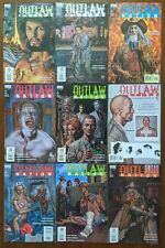 Outlaw Nation #1-17 & 19 Lot of 18! DC/Vertigo Jamie Delano Glenn Fabry Covers