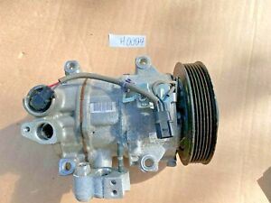 2015 Acura TLX Air Conditioning A/C Compressor OEM under 50K Miles TLX V6