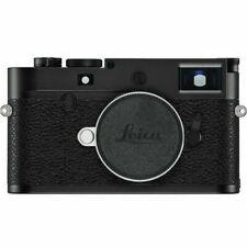 Leica M10-P Digital Rangefinder Camera Body (Black) #20021