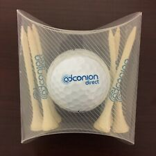 Adconion Direct Golf Ball And Tee Pack