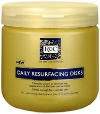 RoC Daily Resurfacing Disks 28 Each (Pack of 2)