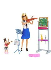 Barbie You Can Be Anything Music Teacher