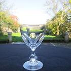 verre à eau en cristal de sèvres modèle Missouri signé