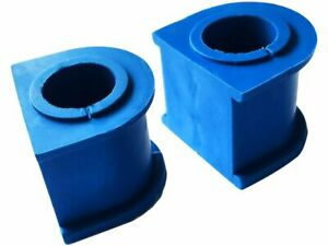 For 1986-1987 Jeep J10 Sway Bar Bushing Kit Front To Frame 26349QF