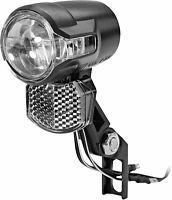Axa Bike Lights Front Compactline 20 Switch Black