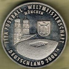 WORLD FOOTBALL CHAMPIONSHIP GERMANY 2006 MEDAL 2