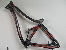 "KTM Bark 20 26"" MTB Fully Rahmen Neu 2013 48cm schwarz/orange 150mm"
