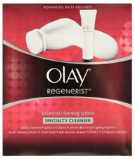 Olay Regenerist Advanced Anti Aging Cleansing System Power Brush and Head