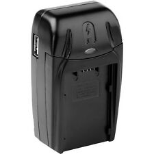 Watson Compact AC/DC Charger for CGR-DU Series Batteries