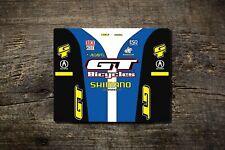 GT Black / Blue MTB Jersey Mouse Mat - Bike Ninja - Zaskar Hans Rey LTS RTS