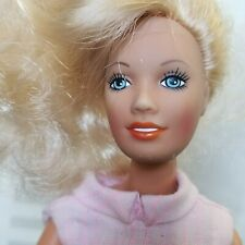 Vintage Kenner Barbie Gmfgi Blonde Girl Doll Hong Kong 1978 jointed knees