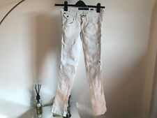 Miss sixty collection white jeans size 23 New