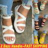 Women's Open Toe Ankle Strap Sandals Ladies Casual Summer Platform Buckle Shoes