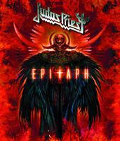 Judas Priest: Epitaph DVD (2013) Judas Priest cert E ***NEW*** Amazing Value