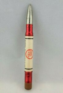 Vintage Advertising Red Bullet Pencil Kansas City