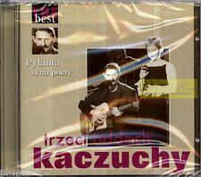 """= TRZECI ODDECH KACZUCHY  - THE BEST  """"pytania syna poety""""// CD sealed"""