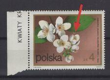 POLAND, POLSKA STAMPS, 1972 Fi. 2073 WITH ERROR **