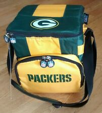 Green Bay Packers 18 Can Insulated Cooler Tote Beer Cooler NWT NFL Collapsible