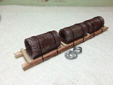 "Ho - Load ""Large Steel-mesh Coils 3Wg&#03 00004000 4; for Bulkhead & Gondola"