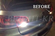 VW GOLF MK6 XENON BRIGHT WHITE REVERSE LED LIGHT BULBS- ERROR FREE