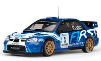 SUNSTAR 4487 4488 SUBARU IMPREZA WRC07 model rally cars Solberg / Kubica 1:18th