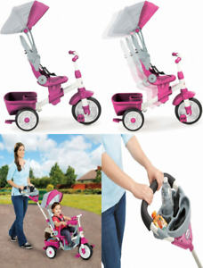 Little Tikes Perfect Fit 4-in-1 Trike, Pink, 9 months - 5 years Pink