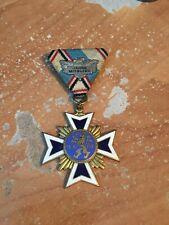 Orden 25 Jahre Mitglied BKB Bayerischer Kriegerbund Medal
