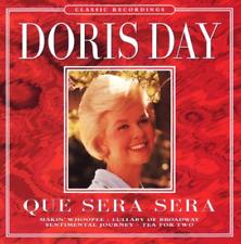 Que Sera Sera - Doris Day (2008) CD