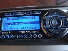 Sirius Streamer Gtr Xm satellite radio 87.7 receiver only Lifetime Subscription