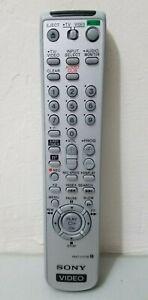 Sony RMT-V311B Remote Control *VERY GOOD* Free Shipping GENUINE