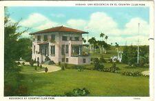 Havana, Cuba  Una Residencia en el Country Club Park