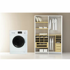 Majestic Compact Combo Washer Dryer with Sensor Dry White