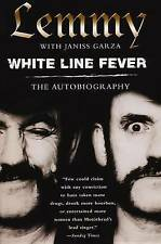 NEW White Line Fever: The Autobiography by Lemmy Kilmister