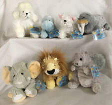 Ganz Lion/Hippo/Terrier/Walrus/Lion/Elephant/Poodle Webkinz Plush Animals