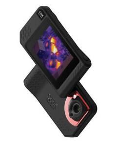 Seek Thermal ShotPro Image Camera up to -40 +330°C 320 x 240 Pixel 9 Hz Wifi
