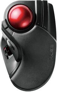 ELECOM Wireless Trackball Mouse M-HT1DRBK New