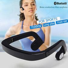 ZD100 Sports BT 4.0 Stereo Bone Conduction Bluetooth Headset Wireless Headphone
