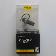 factory-sealed package, new JABRA Talk Bluetooth headset—retail price was $29.99