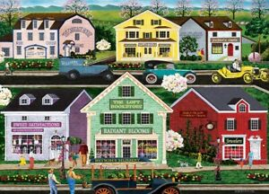 Jigsaw Puzzle Americana Day Trip Rural Shops Morning Deliveries 1000 pieces NEW