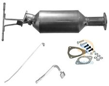 BM11079 Diesel Particulate Filter Exhaust DPF +Fitting Kit +Pressure Pipes