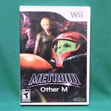 Metroid: Other M (Nintendo Wii, 2010) *Factory Sealed* NTSC US Version