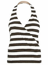 River Island Striped Fitted Tops & Shirts for Women