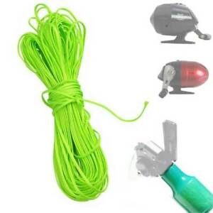 Universal DACRON  Weave GREEN Bow Fishing LINE for any REEL Retriever