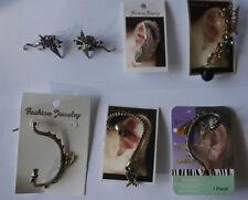 Handmade Cuff Fashion Earrings