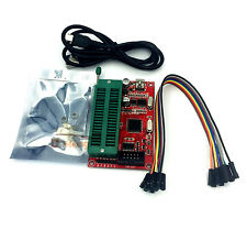 51 MCU programming support AT89C52 24C02 93C46 300 kinds of chip USB burner