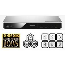 Panasonic DMP-BDT280 3D BLU-RAY player * MULTI-REGION /  REGION-FREE upgraded *