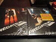"""LOT 2 COFFRETS DVD NEUF """"LES PREDATEURS (THE HUNGER) - SAISON 1 & 2"""" David BOWIE"""